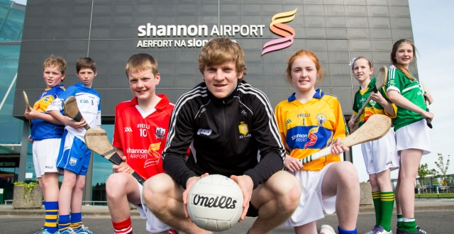 Shannon Airport Munster Go Games launched