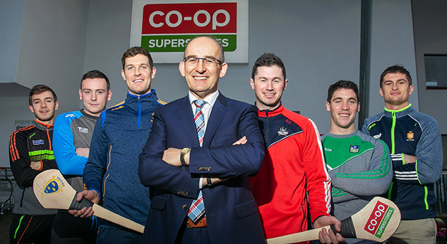 Co-Op Superstores Munster Hurling League Launch