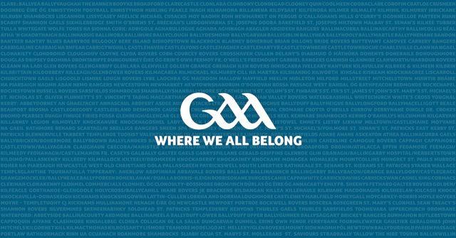 GAA – Where We All Belong