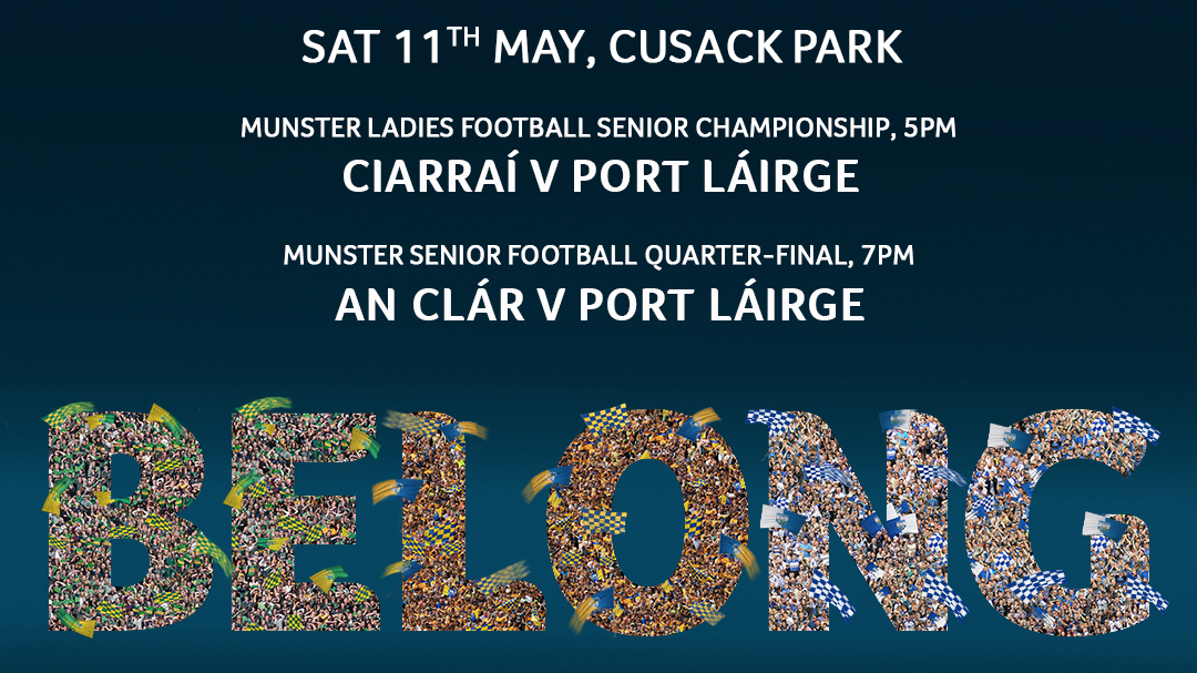 2019 Munster Senior Football Championship Quarter-Final – Clare 0-9 Waterford 0-8