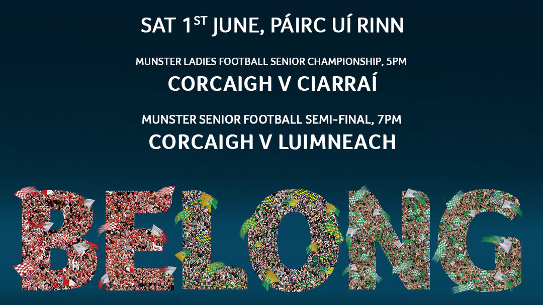 2019 Munster Senior Football Championship Semi-Final – Cork v Limerick