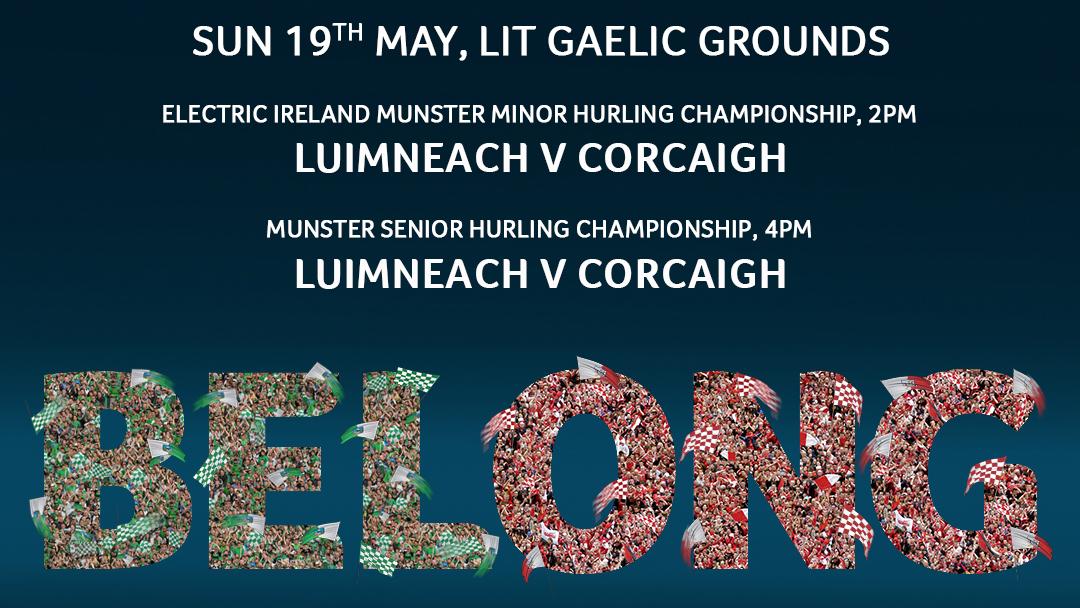 2019 Munster Senior Hurling Championship – Cork 1-26 Limerick 1-19