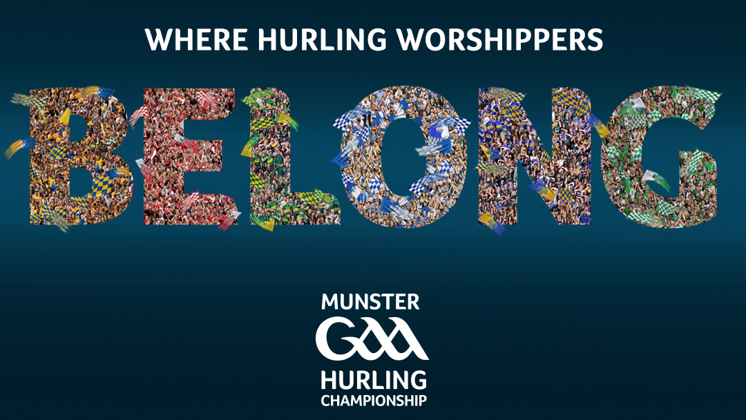 Munster GAA Tickets 2019 now on sale