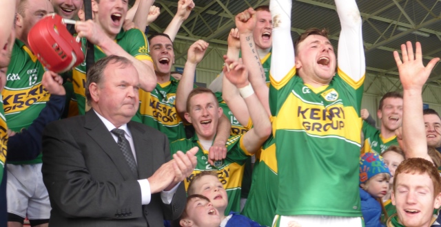 AHL Division 2A Final – Kerry 3-16 Carlow 3-13