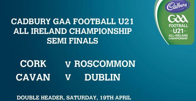 All-Ireland U21 Football S-Final – Roscommon 1-19 Cork 3-12