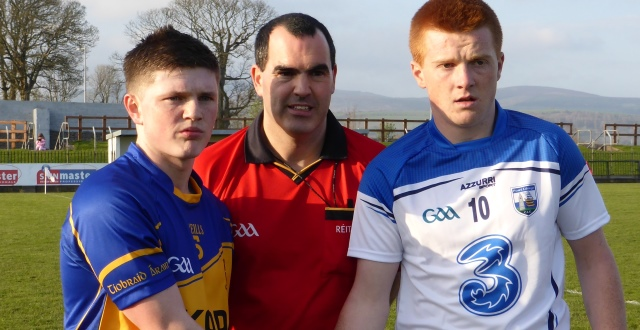 Electric Ireland Munster MFC Q-F – Tipperary 2-11 Waterford 2-7