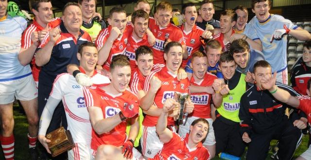 Cadbury Munster U21 Football Final – Cork 1-18 Tipperary 3-8
