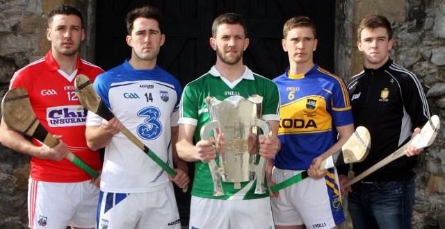 2014 Munster Senior Hurling & Football Championship Launch