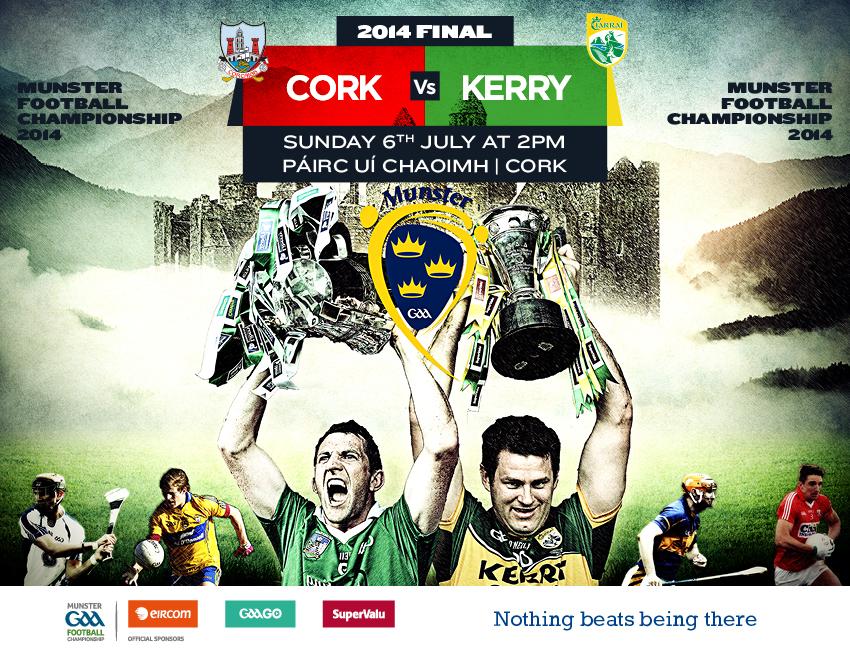 Munster Senior Football Semi-Final – Cork 0-16 Tipperary 1-11