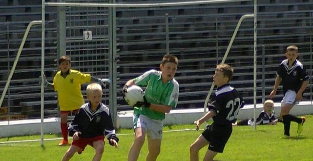 Munster GAA Football Activity Day Killarney 2014