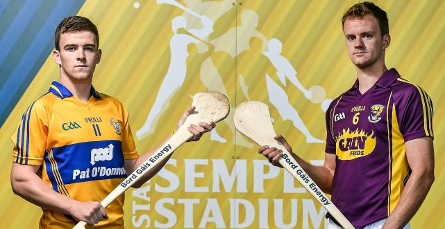 All Ireland Under 21 Hurling Final – Clare 2-20 Wexford 3-11