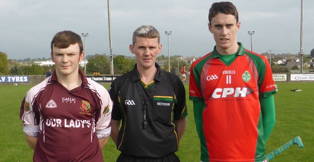 Dr. Harty Cup – Our Lady's Templemore v Charleville CBS