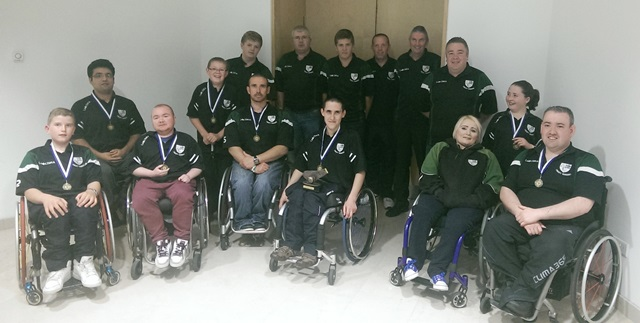M Donnelly Interprovincial Wheelchair League