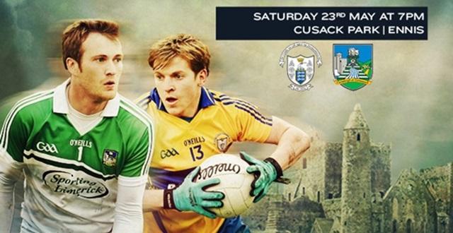 Munster SFC Q-Final – Clare 0-15 Limerick 0-13