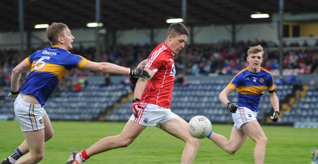 Electric Ireland Munster MFC – Cork 1-14 Tipperary 1-11