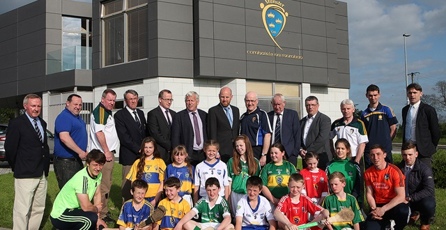 Launch of The Munster GAA Primary Games 2016