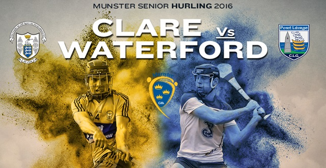 Munster SHC Semi-Final – Waterford 1-21 Clare 0-17