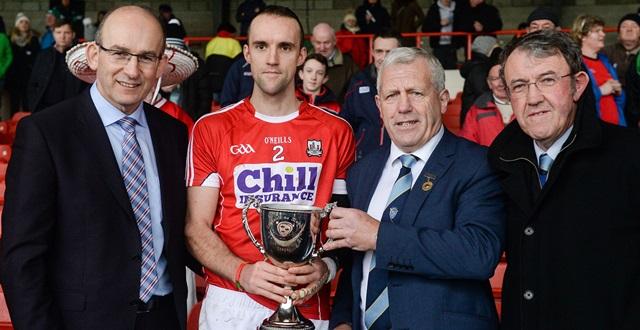Munster Hurling League Final – Cork 1-21 Limerick 1-20