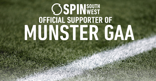 SPIN South West – official supporter of Munster GAA