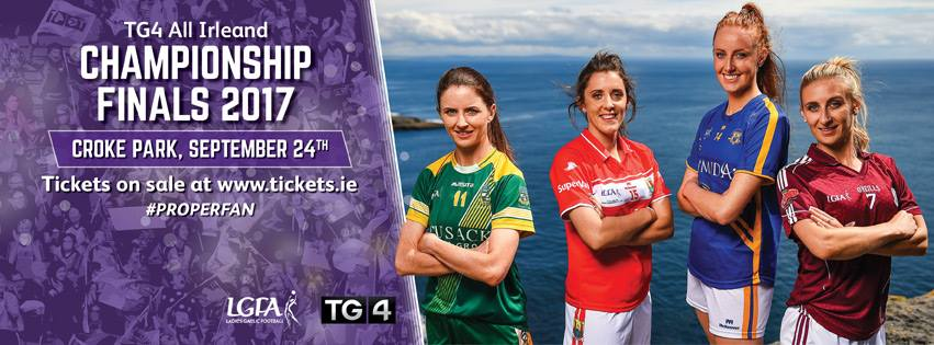 TG4 All-Ireland Intermediate Ladies Football Championship Final – Tipperary 1-13 Tyrone 1-10