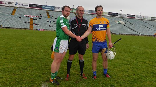 Munster Hurling League Final – Limerick 0-16 Clare 0-10