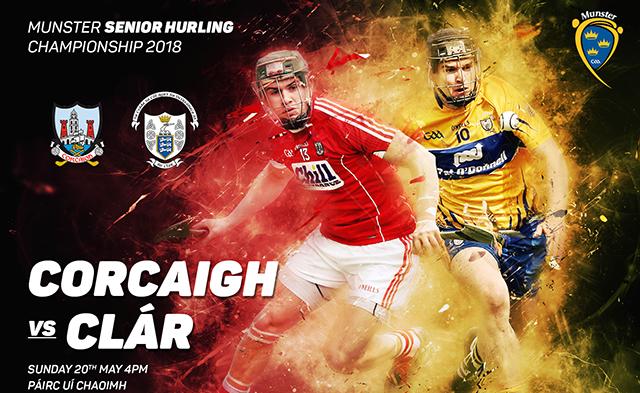 Munster Senior Hurling Championship – Cork 2-23 Clare 1-21