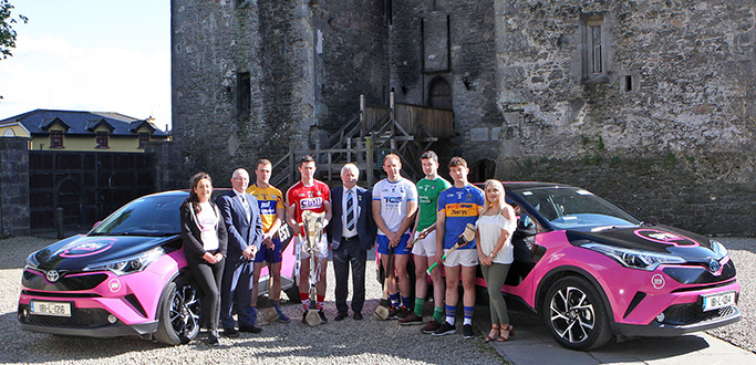Press Release – Spin South West & Munster GAA
