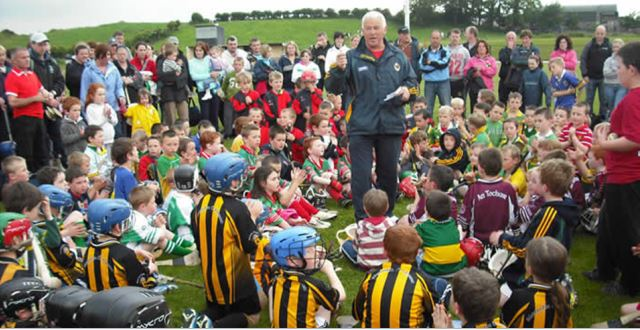 Landmark Gaelic Games coaching survey launched