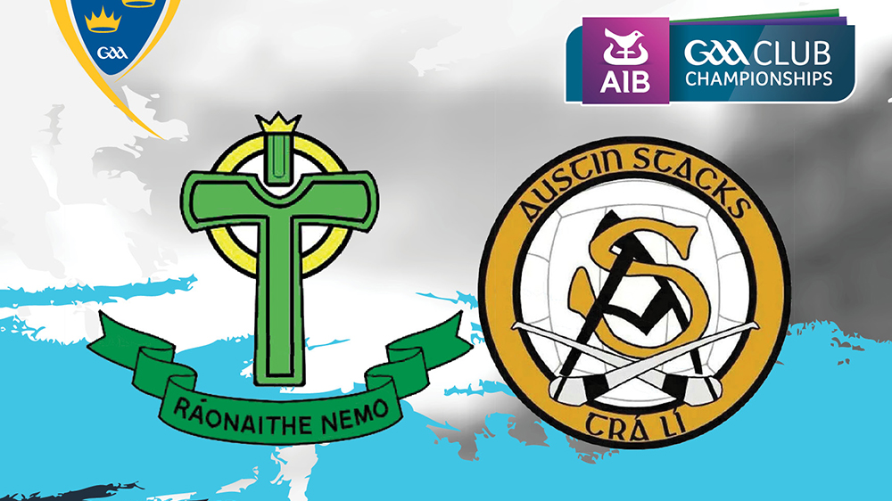 2019 AIB Munster Club Senior Football Championship Semi Final – Nemo Rangers (Cork) 2-17 Austin Stacks (Kerry) 0-5