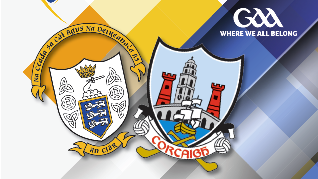 2019 Electric Ireland Munster Minor Football Championship Phase 2 – Cork 3-9 Clare 0-14