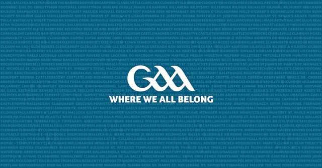 GAA – Where We All Belong