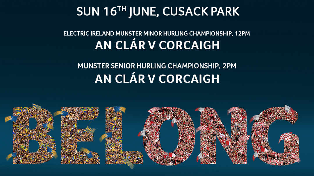 2019 Munster Senior Hurling Championship – Clare 2-23 Cork 2-18