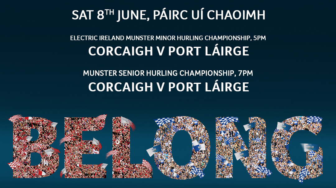 2019 Munster Senior Hurling Championship – Cork 2-30 Waterford 2-17