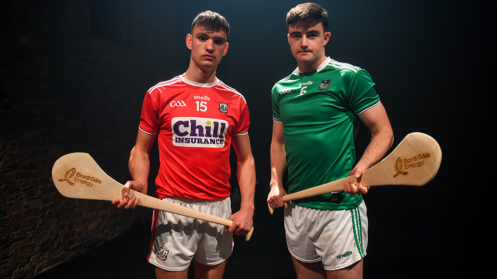 2019 Bord Gáis Energy Munster Under 20 Hurling Championship Quarter Final – Cork 1-20 Limerick 0-16