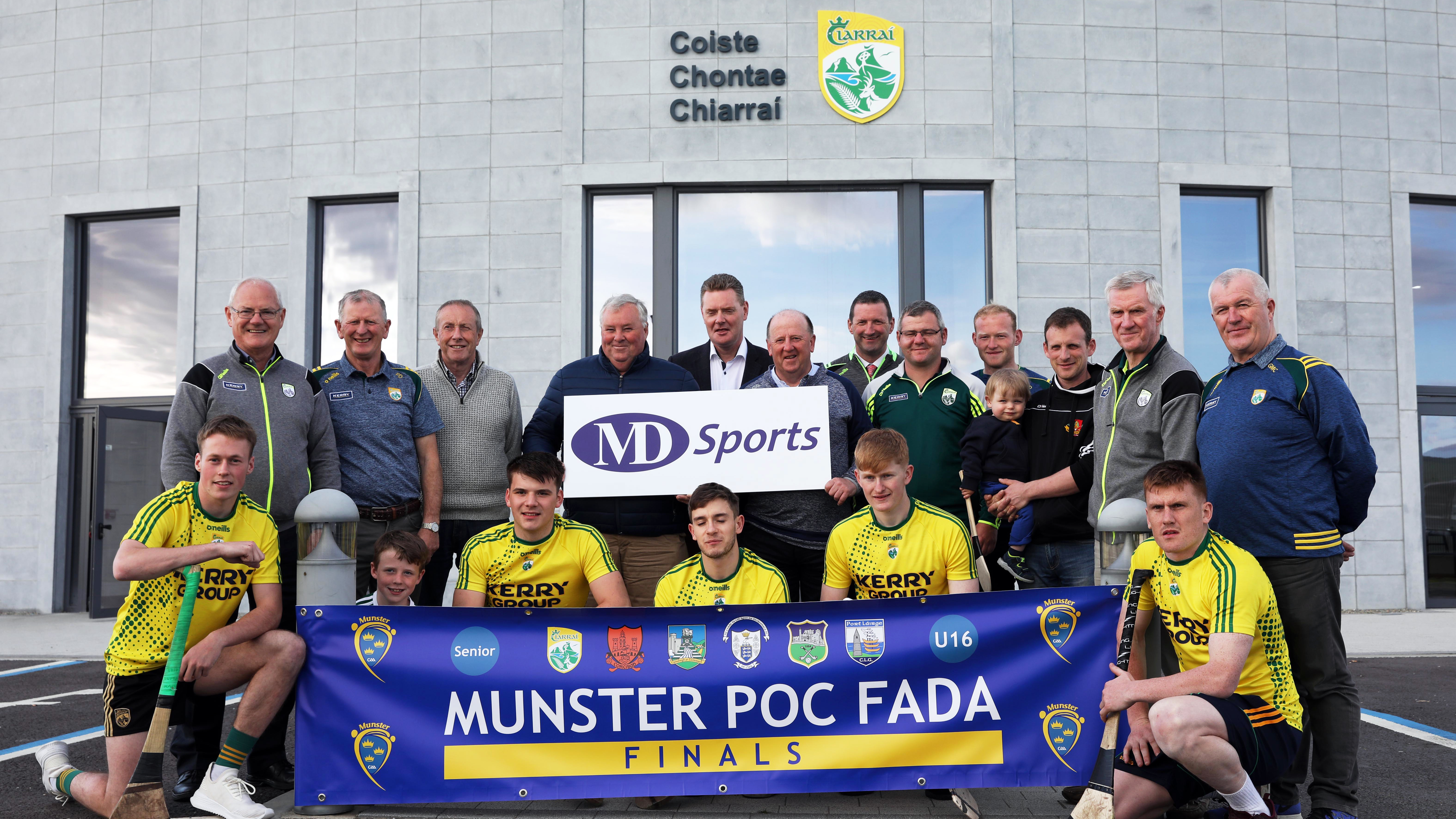 2019 Munster Poc Fada Launch