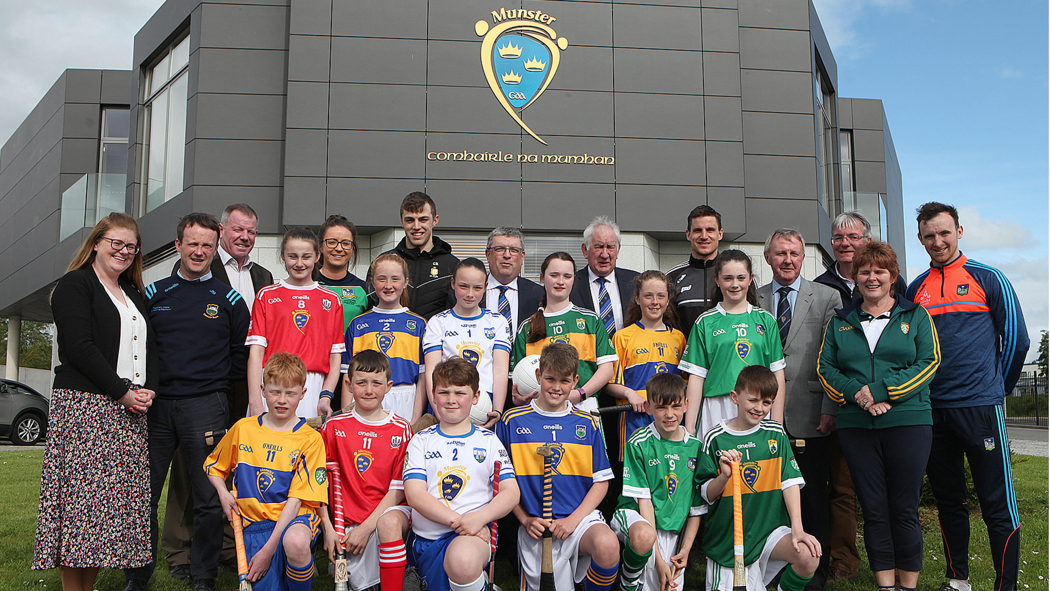 Dreams Come True in the Munster GAA Primary Game