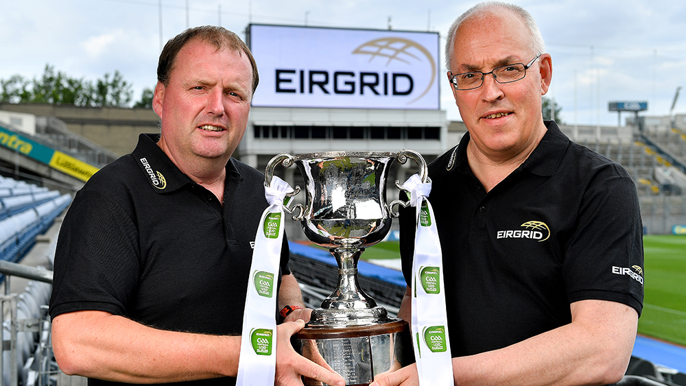 2019 EirGrid GAA Football All-Ireland Under 20 Championship Final – Cork 3-16 Dublin 1-14