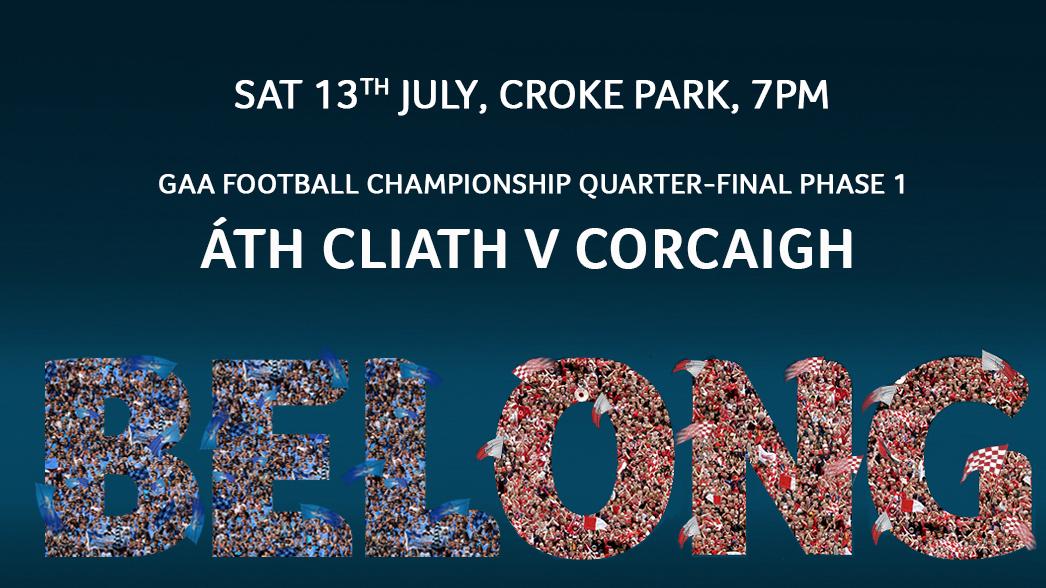 2019 GAA Football All Ireland Senior Championship Group 2 Phase 1 – Dublin 5-18 Cork 1-17