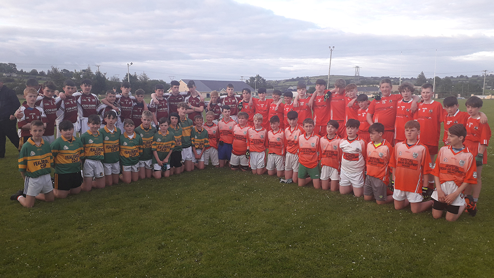 3 County Munster Under 14 Super-Touch Blitz