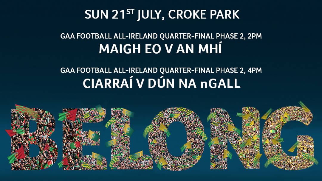 2019 GAA Football Senior All Ireland Championship Group 1 Phase 2 – Kerry v Donegal