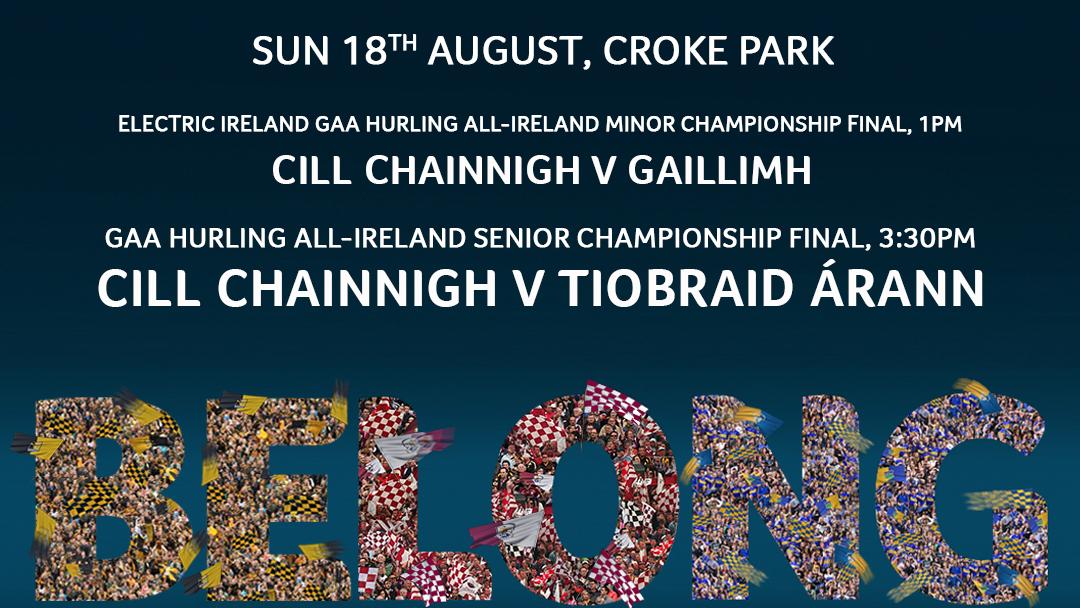 2019 GAA Hurling All-Ireland Senior Championship Final – Tipperary 3-25 Kilkenny 0-20