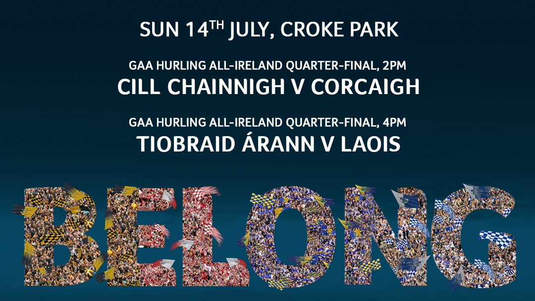 2019 GAA Hurling Senior All Ireland Championship Quarter FInal – Tipperary 2-25 Laois 1-18