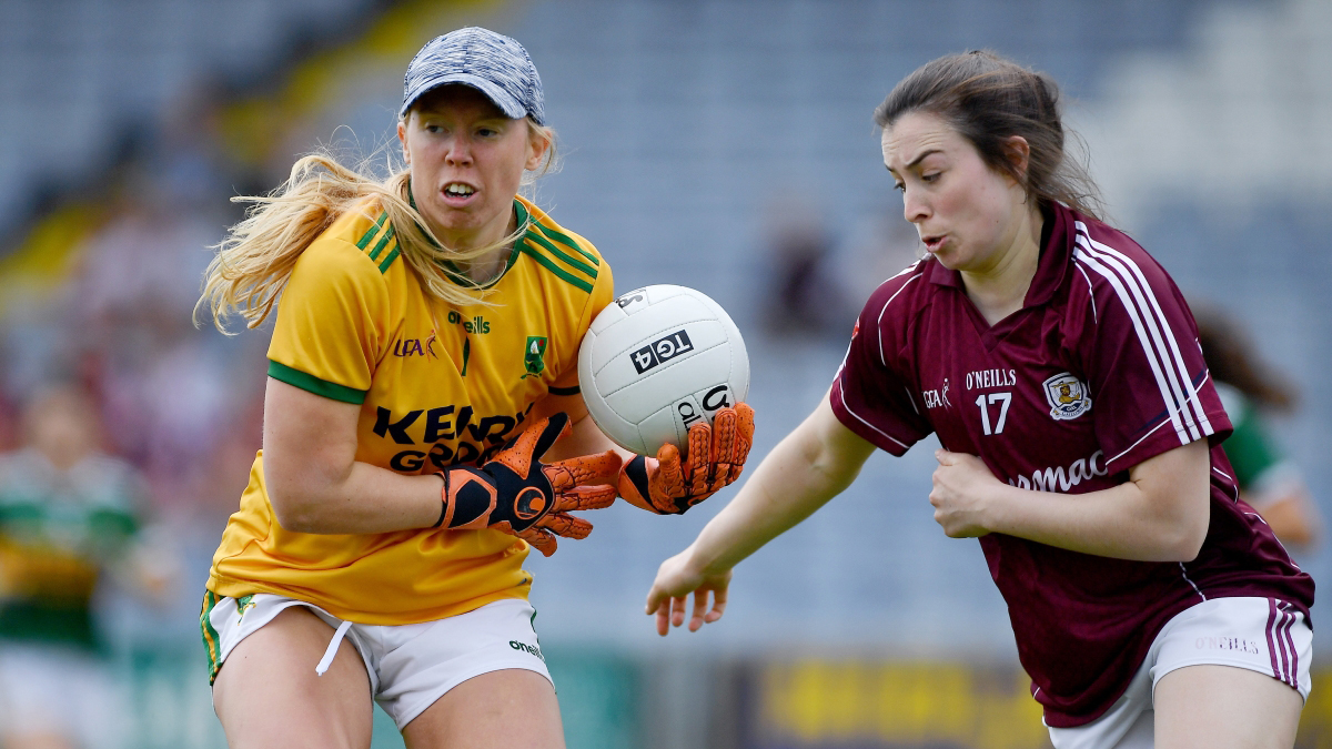 2019 TG4 All-Ireland Senior Ladies Football Championship Round-Robin – Galway 1-14 Kerry 1-10