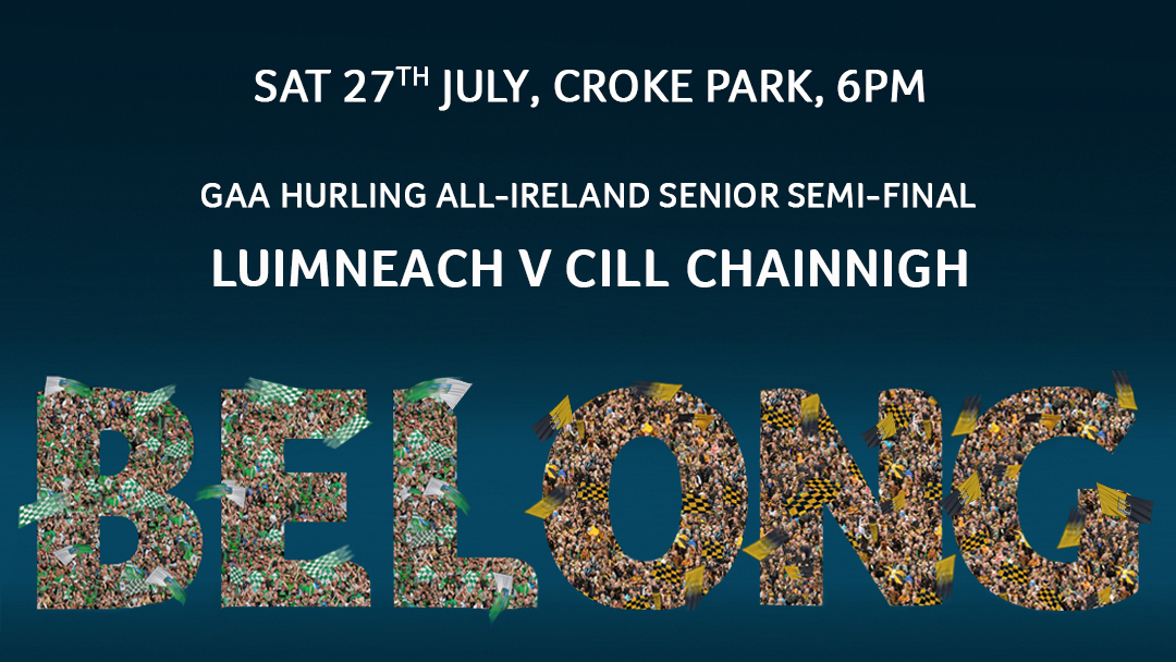 2019 GAA Hurling All-Ireland Senior Championship Semi-Final – Limerick v Kilkenny