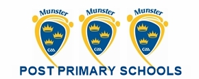 Munster GAA Post Primary Schools – Corn Ui Mhuiri Draws 2019/2020