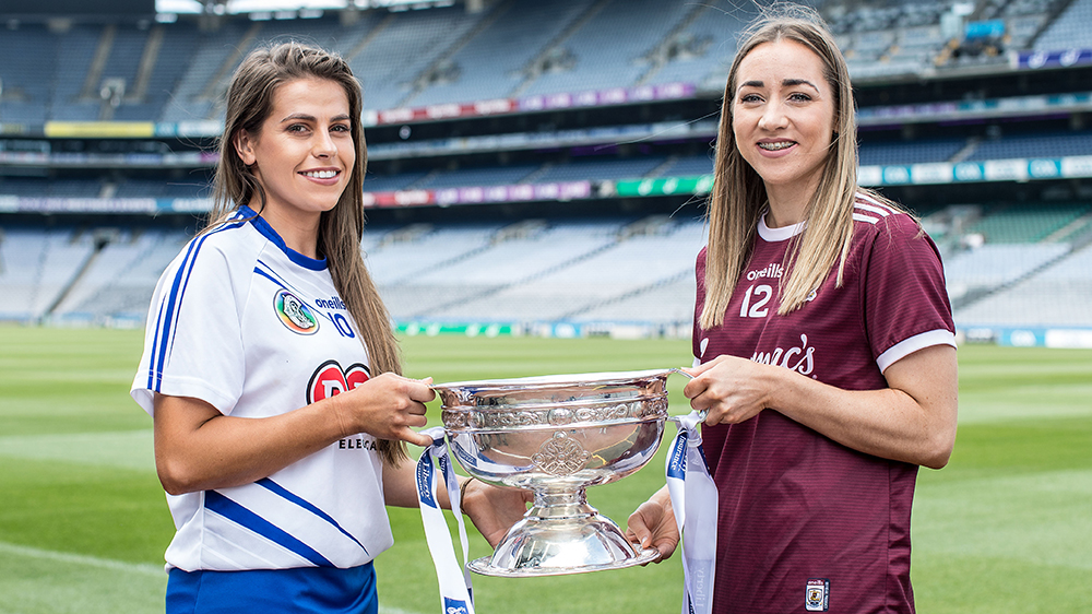2019 Liberty Insurance All-Ireland Senior Camogie Championship Quarter-Final – Galway 2-16 Waterford 2-8