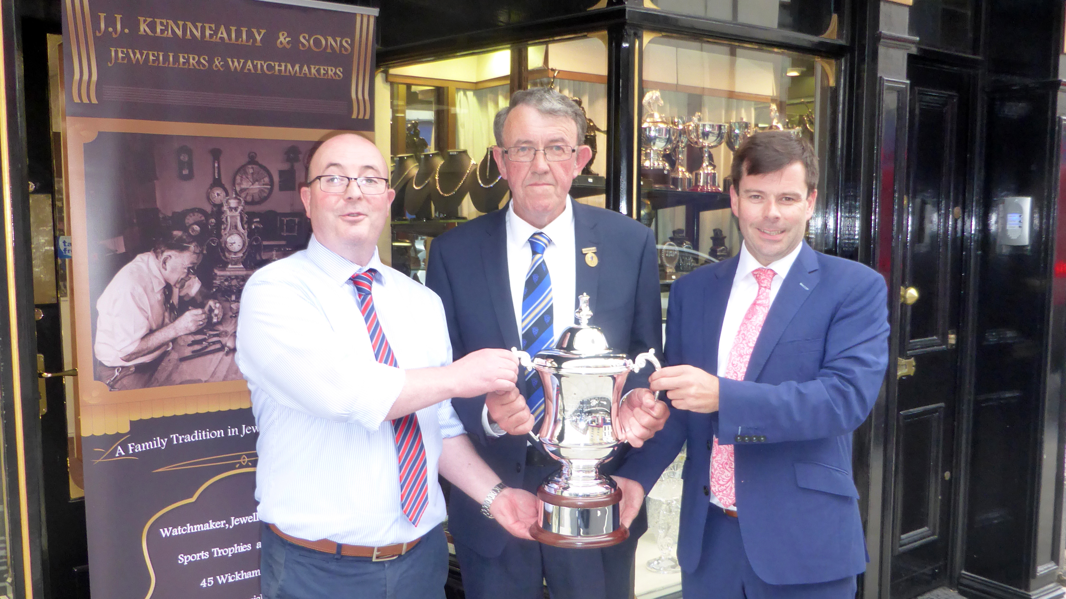 JJ Kenneally Cup – BGE Munster Under 20 Hurling Championship