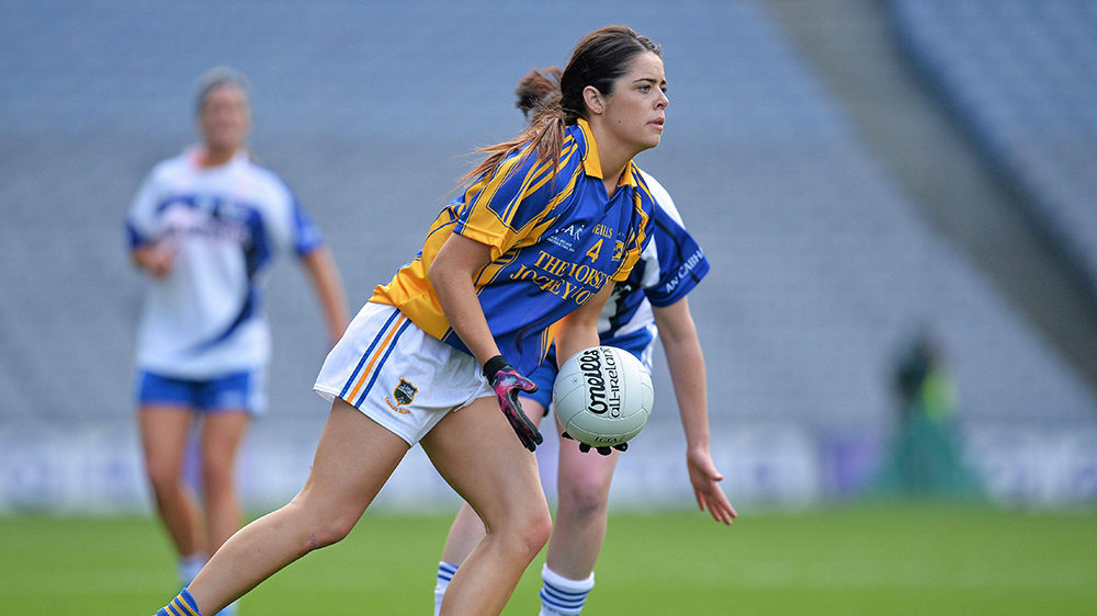 LGFA trophies for Renault GAA World Games named after Rachel Kenneally and Rebecca Dowling
