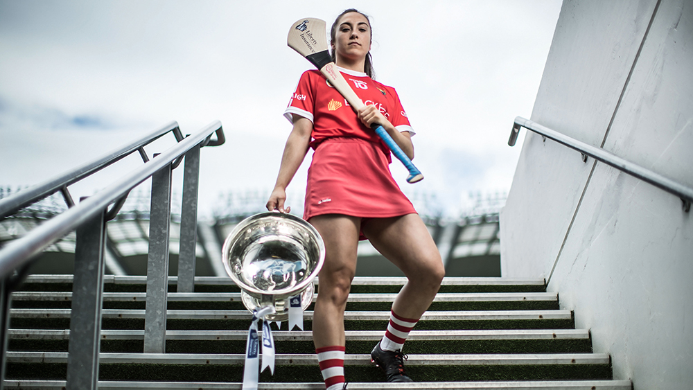 Interview with Cork Camogie Player Amy O'Connor