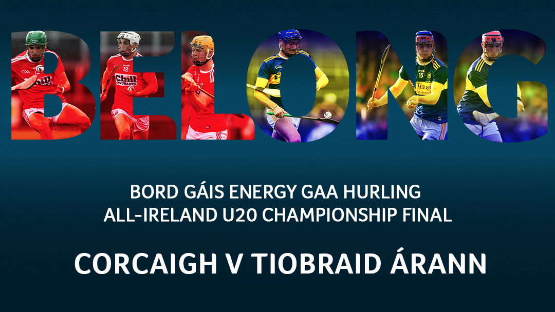 2019 Bord Gáis Energy GAA Hurling All-Ireland Under 20 Championship Final – Tipperary 5-17 Cork 1-18